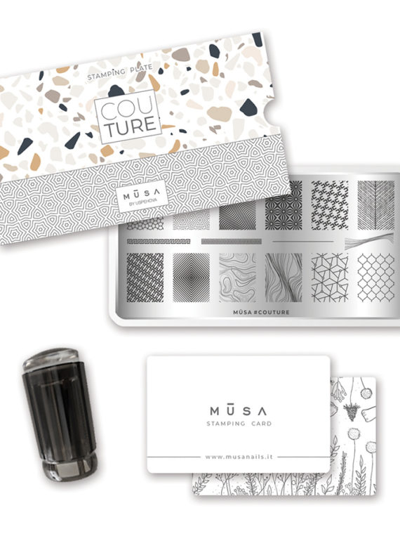 stamping kit couture